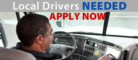 Drivers Needed Ad
