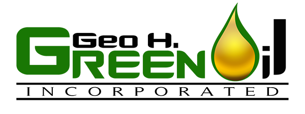 green oil logo retina
