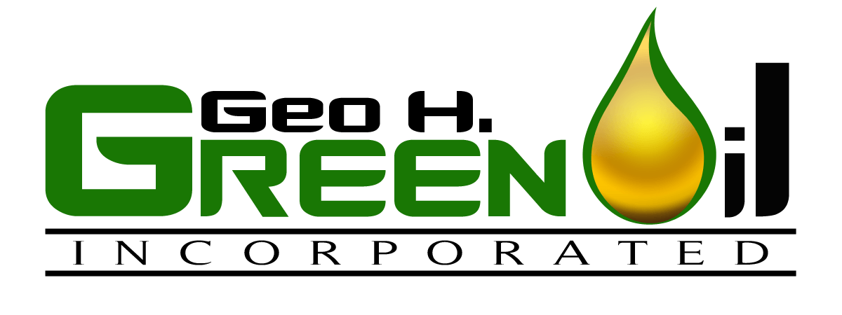 Green Oil Logo